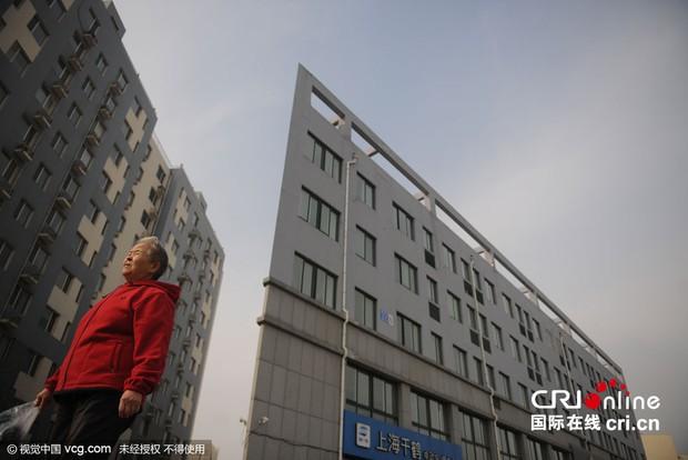 Những tòa nhà không thể mỏng hơn chỉ có ở Trung Quốc - Ảnh 11.