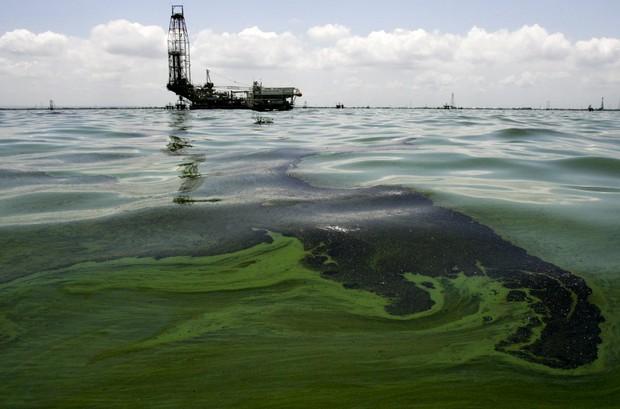 20 bức ảnh gây shock cho thấy nguồn nước trên toàn thế giới đang ô nhiễm nghiêm trọng - Ảnh 11.