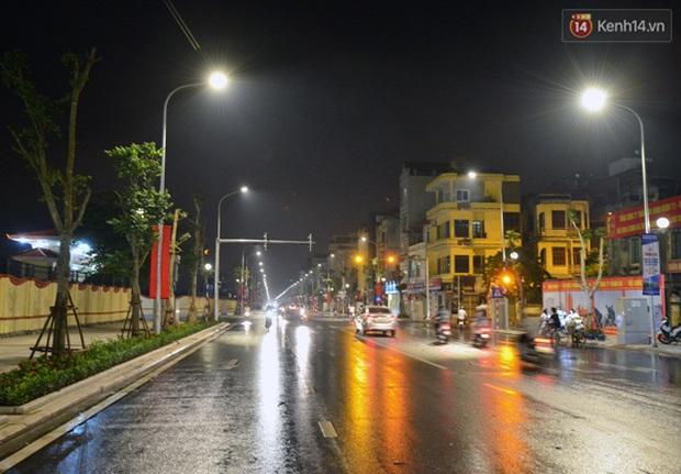 Thông xe tuyến đường kiểu mẫu đầu tiên ở Hà Nội - Ảnh 11.