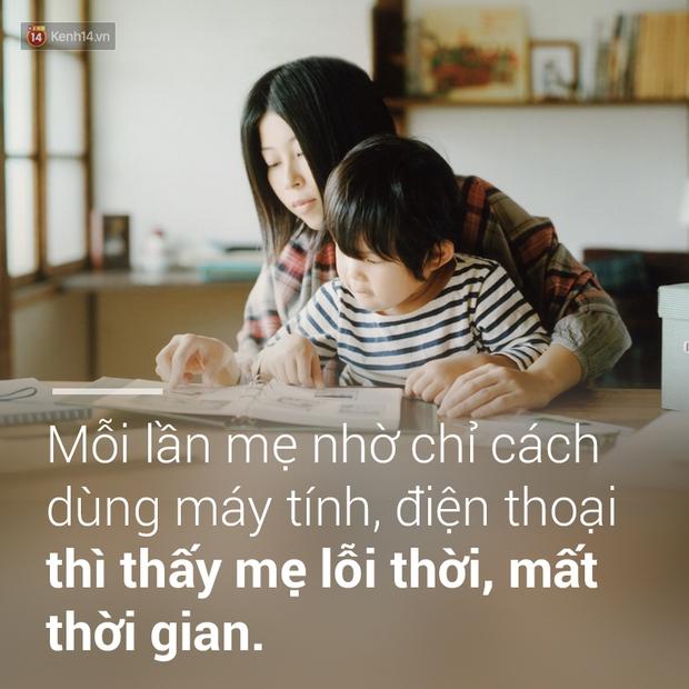 Ngày của Mẹ, bạn có nhớ những lần mình đã vô tâm để mẹ phải buồn không?  - Ảnh 10.
