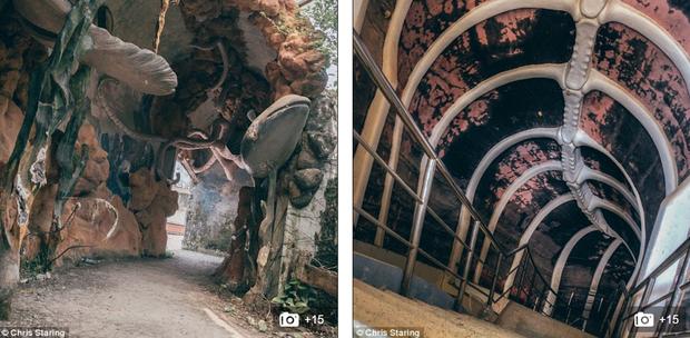 Thêm những hình ảnh rùng rợn của công viên nước bỏ hoang tại Việt Nam lên báo nước ngoài - Ảnh 12.