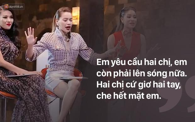 Chẳng cần đấu đá, Hồ Ngọc Hà vẫn là HLV chất nhất The Face! - Ảnh 12.