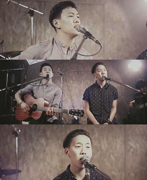 2 anh em sinh đôi lai Việt - Thái đẹp trai, hát hay đang cực hot trên MXH - Ảnh 1.