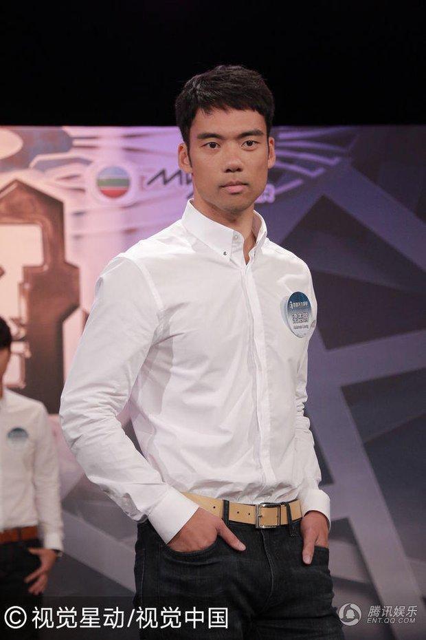 Đây chính là 10 gương mặt sáng giá nhất trong cuộc thi Quý ông Hồng Kông 2016 - Ảnh 11.