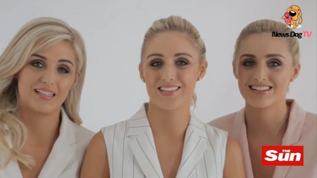 Đây là những cô nàng sinh 3 xinh đẹp, quyến rũ và giống nhau nhất thế giới - Ảnh 9.