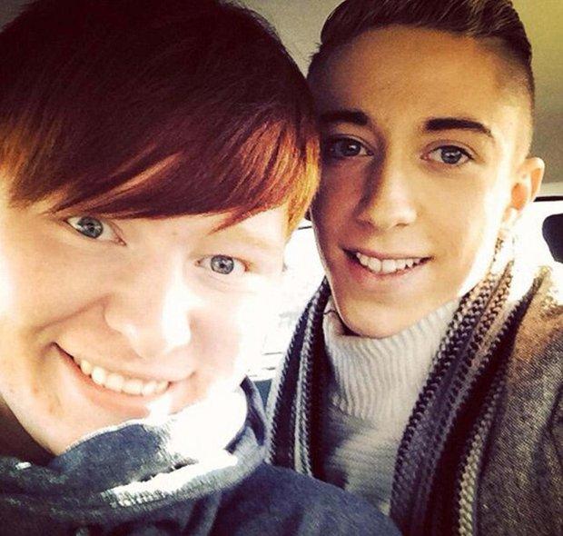 Mối nhân duyên trời định của chàng trai chuyển giới vừa gặp đã yêu một cô gái chuyển giới - Ảnh 3.