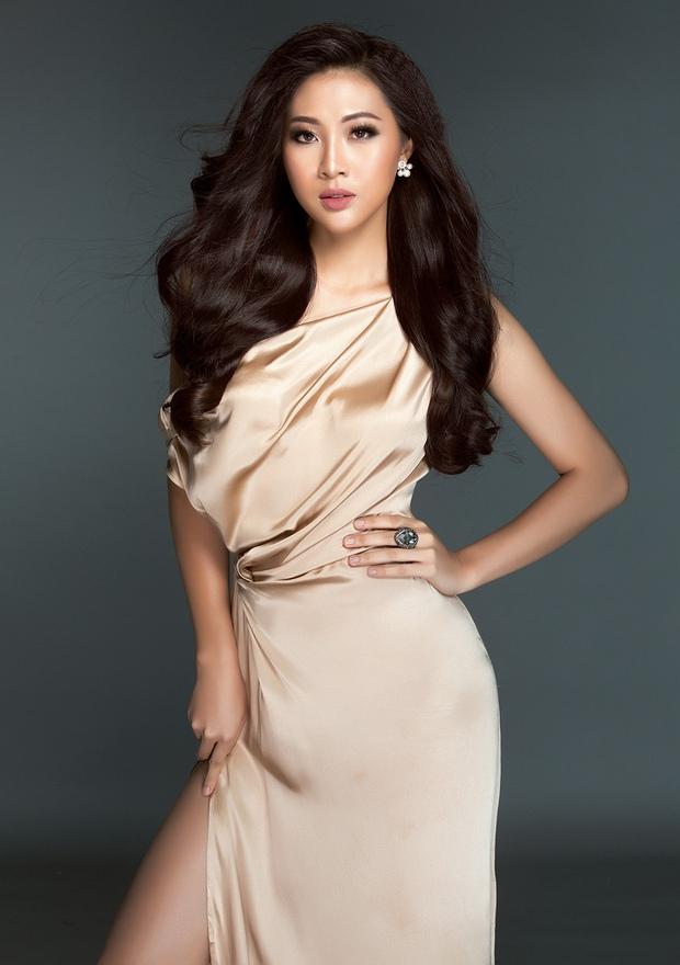 Hoa khôi Diệu Ngọc sẵn sàng tiếp bước Lan Khuê, chinh chiến tại Miss World 2016 - Ảnh 4.