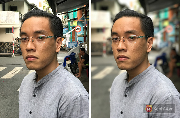 Thử tính năng chụp teen xóa phông trên iPhone 7 Plus: đẹp nhưng chưa hoàn chỉnh - Ảnh 8.