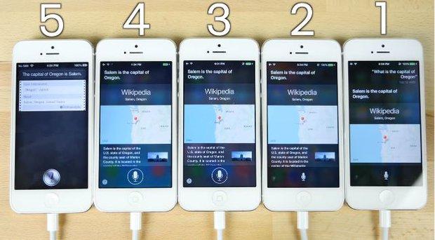 Đại chiến 5 đời iOS: mới chưa chắc đã nhanh! - Ảnh 11.