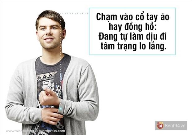 Nắm chắc 16 bí kíp ngôn ngữ cơ thể này, bạn có thể đọc vị bất cứ ai - Ảnh 7.