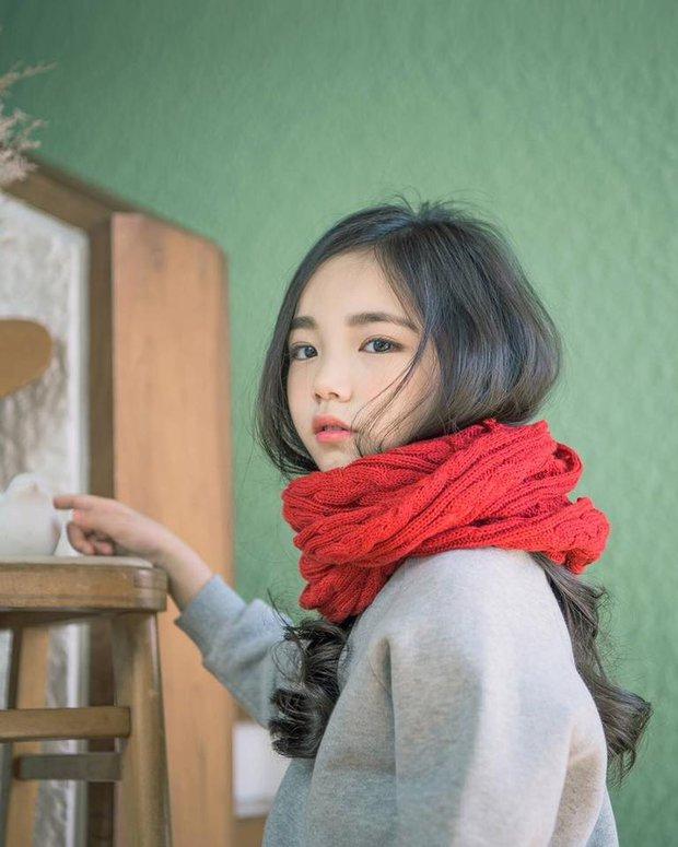 Chân dung cô bé Hàn Quốc xinh đẹp đến mức có thể khiến trái tim bạn tan chảy - Ảnh 4.