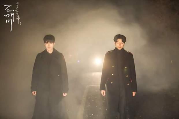Cặp soái ca Gong Yoo - Lee Dong Wook của Goblin mặc đẹp như thế này hèn chi fan cứ dán mắt xem - Ảnh 4.