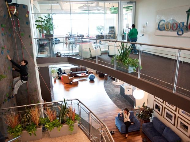 Loạt ảnh chứng minh Google là một trong những công ty đáng đầu quân nhất - Ảnh 11.