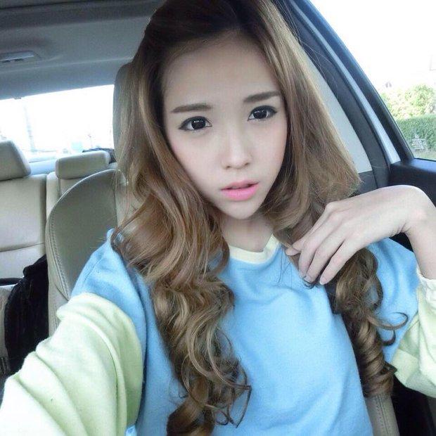 Hot girl mới nổi Thái Lan không ngần ngại tiết lộ ảnh xấu xí ngày xưa - Ảnh 12.