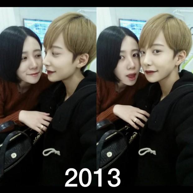 Chuyện tình đẹp của cặp đôi đồng tính nữ Hàn Quốc sẽ khiến bạn dám làm tất cả chỉ để yêu! - Ảnh 5.