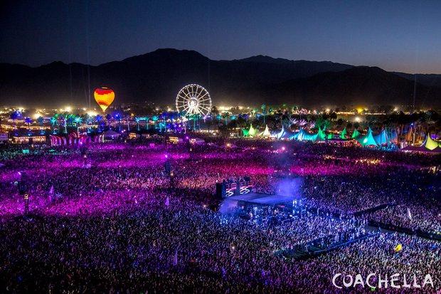 Calvin Harris là 1 trong 3 nghệ sĩ tiêu điểm của Coachella 2016 - Ảnh 5.