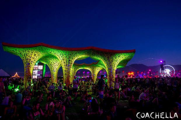 Calvin Harris là 1 trong 3 nghệ sĩ tiêu điểm của Coachella 2016 - Ảnh 8.