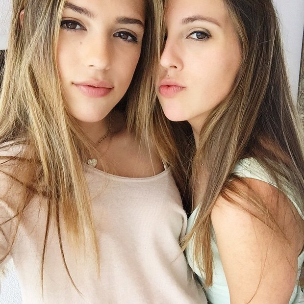 Nhìn 3 cô con gái xinh đẹp này, hẳn ai cũng muốn làm rể nhà sao Rambo Sylvester Stallone - Ảnh 16.