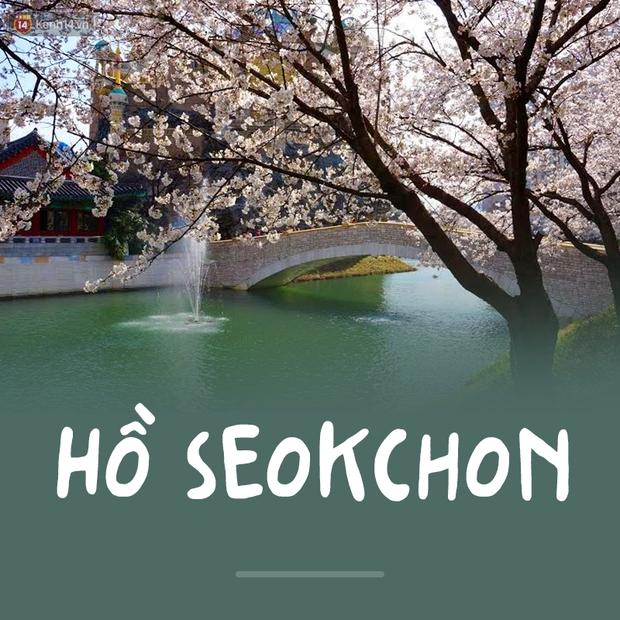 13 địa điểm bạn nhất định phải ghé thăm nếu đi Seoul xuân hè này! - Ảnh 1.