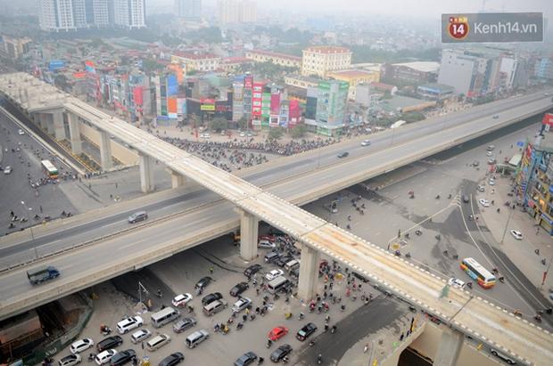 Chính thức thông xe hai hầm chui lớn nhất Hà Nội - Ảnh 12.