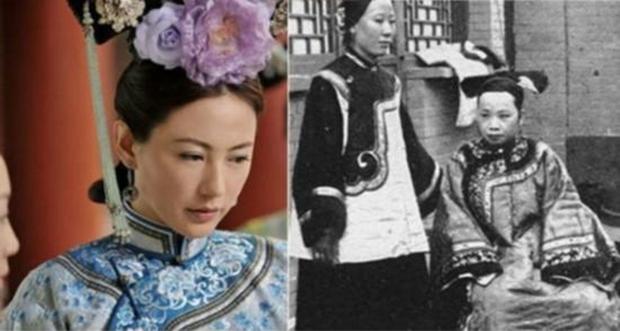 Vẻ đẹp thật sự của các phi tần Trung Quốc thời xưa khiến nhiều người ngã ngửa - Ảnh 3.