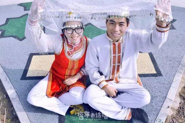 Cặp đôi trẻ cùng xin nghỉ việc để có thời gian đi chụp ảnh cưới vòng quanh Trung Quốc - Ảnh 9.