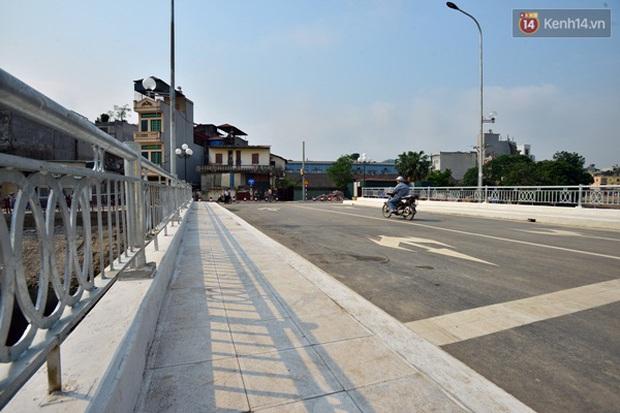 Thông xe tuyến đường kiểu mẫu đầu tiên ở Hà Nội - Ảnh 12.
