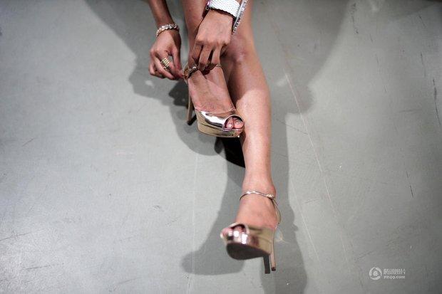 Chùm ảnh: Hậu trường cuộc thi Hoa hậu chuyển giới được quan tâm nhất Thái Lan - Ảnh 13.
