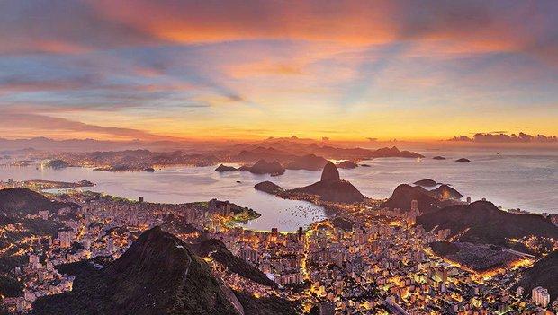 Các thành phố nổi tiếng trông như thế nào khi nhìn từ trên cao? - Ảnh 12.