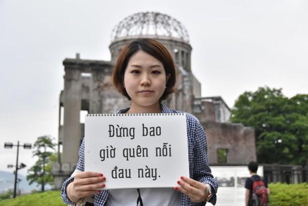 Đây là những điều người dân Hiroshima muốn nói với Tổng thống Obama - Ảnh 12.