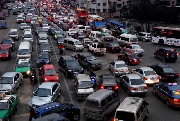 Không chỉ Indonesia, rất nhiều thành phố khác trên thế giới cũng thường xuyên ùn tắc kinh hoàng - Ảnh 12.