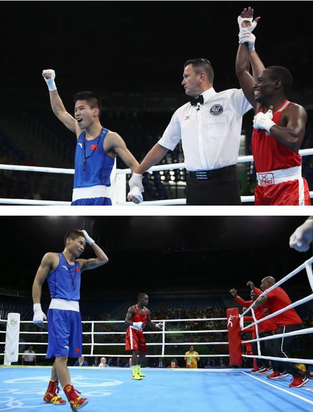 Những khoảnh khắc không thể quên tại Olympic 2016 - Ảnh 12.