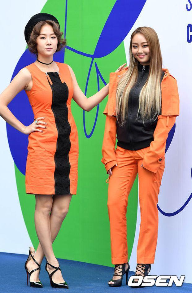 Min khoe đụng độ Red Velvet, SISTAR và Key (SHINee) khi dự show tại Tuần lễ thời trang Seoul - Ảnh 16.
