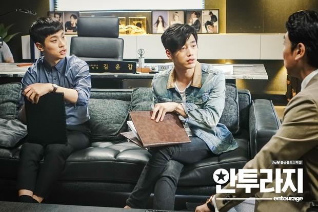 """Entourage"": Seo Kang Joon á khẩu khi bắt gặp So Hee hẹn hò Kang Ha Neul - Ảnh 18."