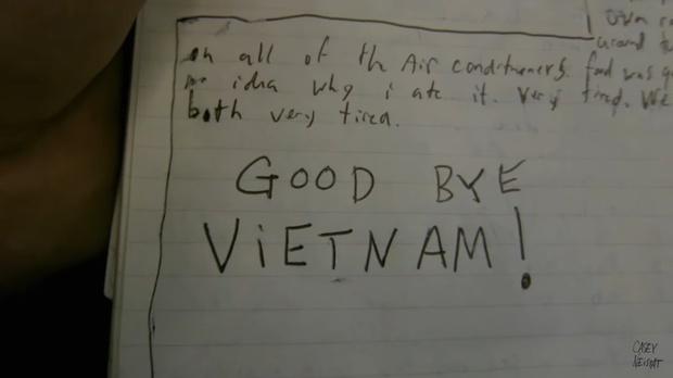 The Vietnam Notebook: Chuyến du ngoạn thú vị của hai cha con người Mỹ không biết mẩu tiếng Việt nào - Ảnh 13.
