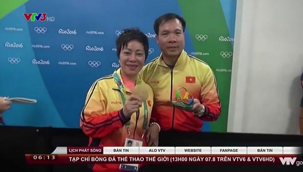 HLV Nguyễn Thị Nhung òa khóc nức nở sau cú bắn quyết định của Hoàng Xuân Vinh - Ảnh 6.