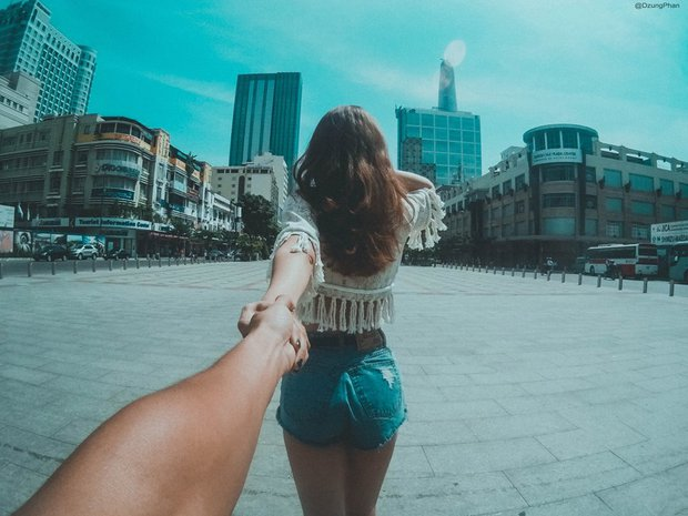 Đây chính là bộ ảnh Nắm tay em đi khắp thế gian phiên bản Việt đẹp và lãng mạn nhất! - Ảnh 15.
