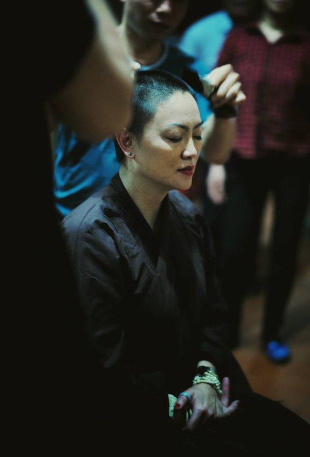 Con gái GS Văn Như Cương xuống tóc, cảm tạ vì bố qua cơn ốm nặng - Ảnh 7.