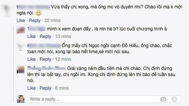 Nghi vấn Giang Hồng Ngọc bức xúc vì MC Thành Trung kém duyên - Ảnh 5.