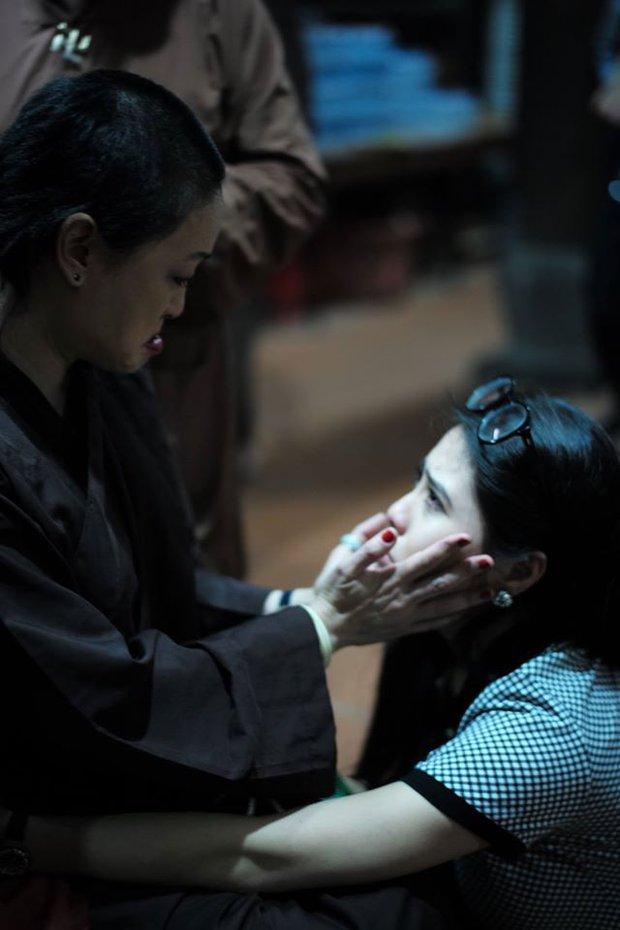 Con gái GS Văn Như Cương xuống tóc, cảm tạ vì bố qua cơn ốm nặng - Ảnh 8.