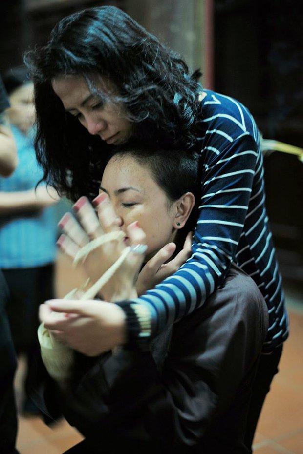 Con gái GS Văn Như Cương xuống tóc, cảm tạ vì bố qua cơn ốm nặng - Ảnh 9.
