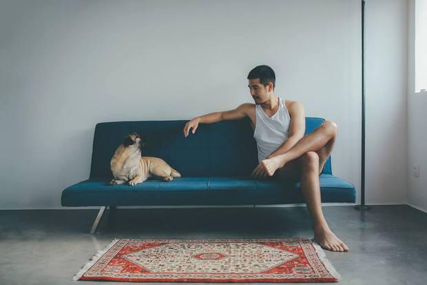 Bộ ảnh tình yêu giản dị mà ngọt ngào của cặp đôi đồng tính đẹp như soái ca - Ảnh 14.