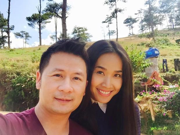 Bằng Kiều tung ảnh tình cảm cùng Dương Mỹ Linh, xóa tin đồn rạn nứt - Ảnh 5.