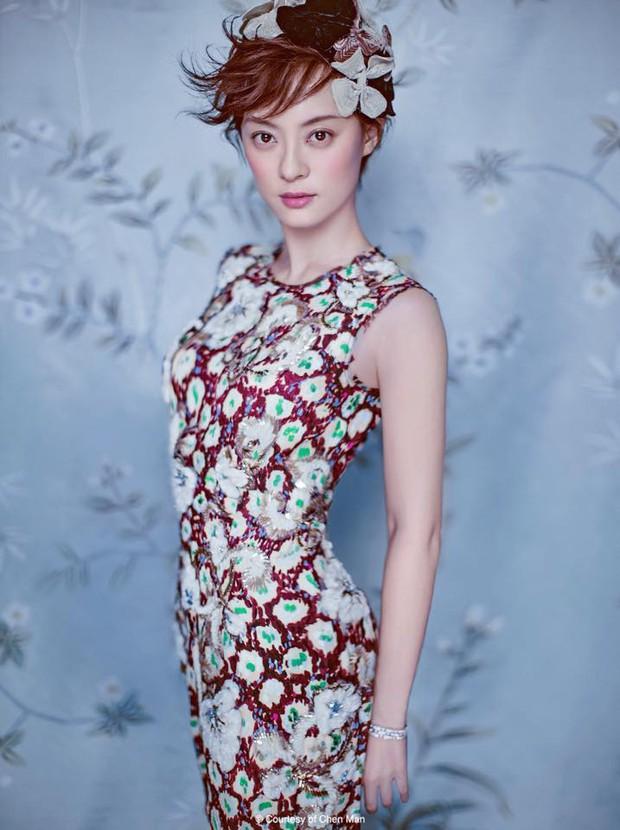 Triệu Vy, Phạm Băng Băng lép vế Angela Baby trong trận chiến cát-sê phim truyền hình - Ảnh 4.