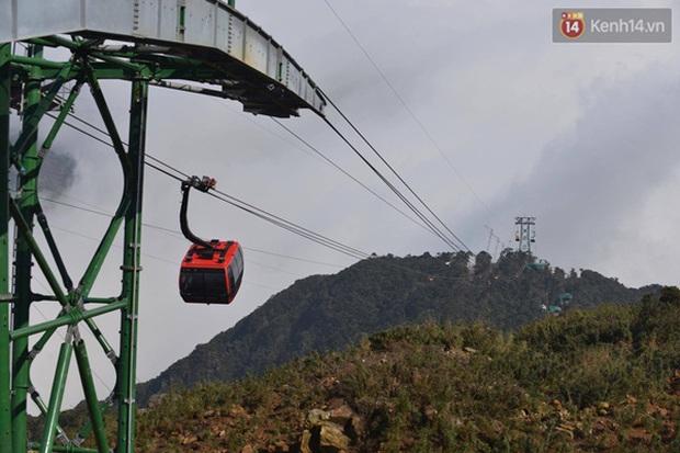 Quang cảnh tuyệt đẹp khi trải nghiệm tuyến cáp treo lên đỉnh Fansipan - Ảnh 11.