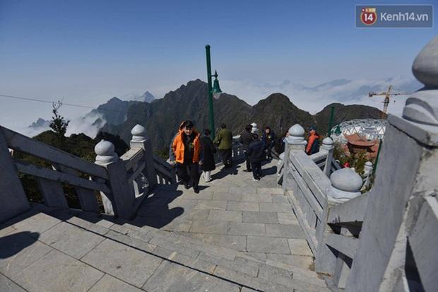 Quang cảnh tuyệt đẹp khi trải nghiệm tuyến cáp treo lên đỉnh Fansipan - Ảnh 15.