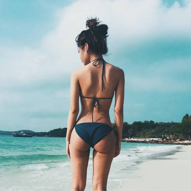 Cuộc lột xác ngoạn mục của cô gái Thái Lan với vòng eo 46cm sẽ khiến bạn ngỡ ngàng - Ảnh 5.