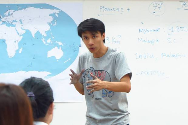 Dương Anh Vũ: Từ học sinh bị đúp cho đến kỷ lục gia trí nhớ và học bổng cao học ở New Zealand - Ảnh 7.