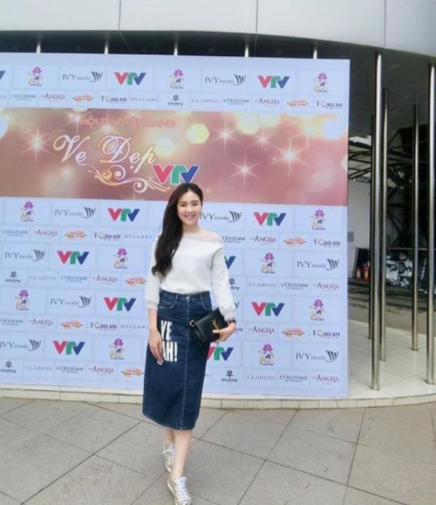 Cô gái thời tiết Mai Ngọc chính là MC xinh đẹp nhất VTV - Ảnh 1.