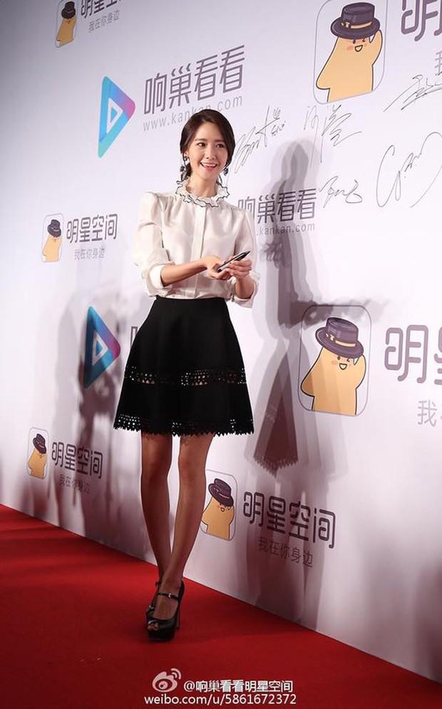Yoona (SNSD) xinh đẹp rạng rỡ bên Đường Yên, Dương Mịch - Ảnh 5.